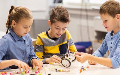 Aita lapsel kooli algus võimalikult kergelt üle elada