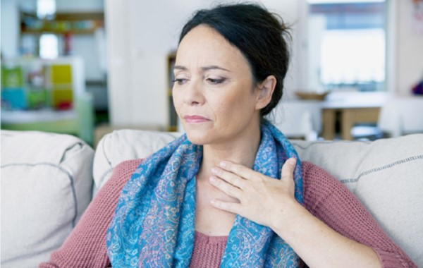 Miks kurk valutab ja kuidas seda ravida?